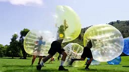 COOL NEW Way of Playing Soccer
