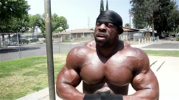 Kali Muscle - 14 Muscle-Ups (255 LBS)