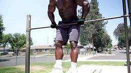Kali Muscle - 14 Muscle-Ups (255 LBS)
