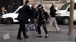 Michael Jackson Dance Off