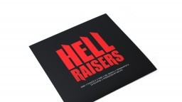 Hellraisers by DMC, Chuck D, PMD, MC Serch, Terminator X, DJ Eclipse & Big KO