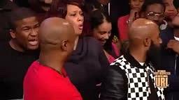 Crazy Rap Battle Gets RACIAL!