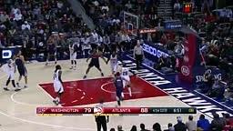 WATCH Paul Pierce REACTION after Wizards Teammate Bradley Beal Gets DUNKED on by hawks Mike Scott