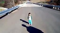 Kids Scared of their own Shadow