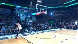 Zach Lavine Wins NBA Slam Dunk Contest with SPACE JAM DUNK