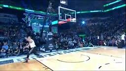 Zach Lavine Wins NBA Slam Dunk Contest with SPACE JAM DUNK