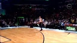 Zach LaVine's 1st Dunk _ NBA Sprite Slam Dunk Contest 2015