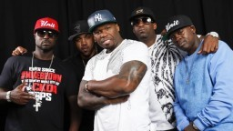 DJ Whoo Kid Interviews G-Unit NBA Allstar Weekend