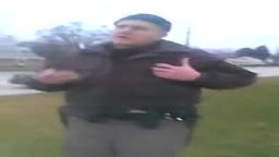 Police state_ Why are your hands in your pockets