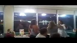 Two White Girls Start a Fight with a Black Chic and get it HANDED to them