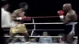 Hagler vs Hearns