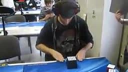 Rubix Cube World RECORD?