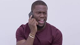 BET Awards 2015 - Kevin Hart phone calls from the toilet
