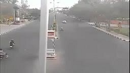 Ever Wonder what Driving would be like WITHOUT Traffic Signals?? Watch this video