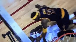 FIGHT! Lebron James vs Patrick Beverly