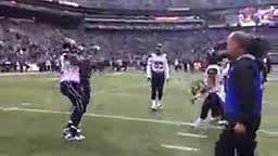 St Louis Rams Dancing to Lil Jon