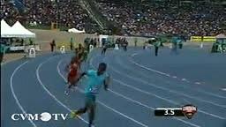 Calabar rocked the Stadium in the Boys sprint relay. Not just a Gibson McCook Relay Class one record but a High School r