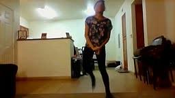 Hot New Teen Dancer