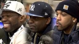 G-Unit Breakfast Club Interview: 50 Cent, Lloyd Banks & Tony Yayo Talk new EP, The Beast Is G-Unit (Breakfast Club Inter