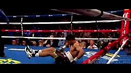 Danny Garcia - Amir Khan Knockout Video (HD)