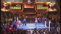 Keith Thurman vs Robert Guerrero Full Fight