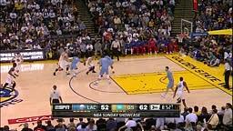 SMFH! Stephen Curry SHAKES Chris Paul AGAIN!