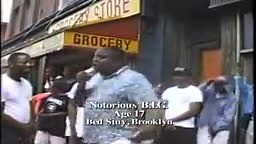 WATCH This Epic Notorious B.I.G. Freestyle when he was only 17 years old!!!