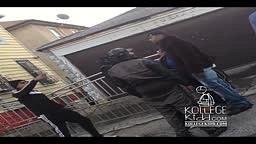 Nicki Minaj's Ex Safaree Ran Off The Block By Flatbush, Brooklyn Goons [FULL VIDEO]