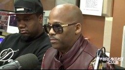 Dame Dash Interview Part 1 at The Breakfast Club Power 105.1 (03/13/2015)