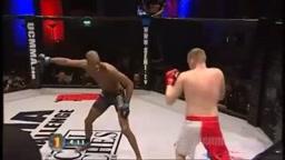 MMA Fighter Moves like Muhammad Ali
