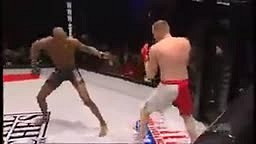 MMA Fighter Moves like Muhammad Ali