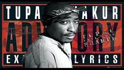 Tupac-Hail Mary ( Audio)