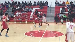 Penns Grove vs. Delsea High boys basketball highlights