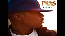 NAS - if Heaven was a mile away (lyrics)