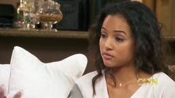 Karrueche Tells Iyanla She Didn't Want To Believe Chris Brown Was Still SEXIN Rihanna While In a Relationship
