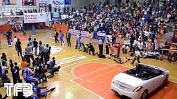 EPIC FAIL! Lloyd Hickinson Tries To Jump Over A Car At Golden Chihuahua All-Star Game