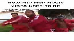 How Hip Hop Videos Used to Be in the 90s