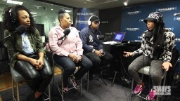 Tink details her debut album, hot tracks and work with Missy Elliott on Sway In The Morning.