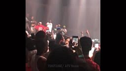 [FULL] Plies Attacked, Body Slammed at Tallahassee Concert | Plies slammed off stage by drunk guy