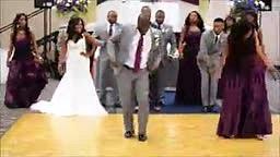 Awesome Nigerian Wedding Dance!