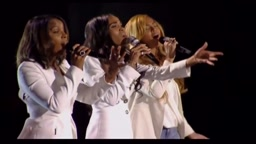 Michelle Williams ft. Beyonce & Kelly Rowland - Say Yes at The Stellar Awards (Destiny's Child)