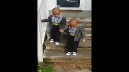 Twins that are Best Friends