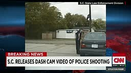 Breaking_ Walter Scott dash cam video released