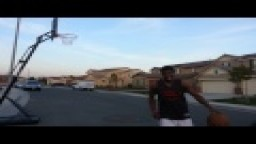BASKETBALL TRICK SHOTS! 1 on 1 Game of Horse LAYUP STYLE