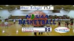 Ocean City vs Delsea HD 2-7-2014 Kwame Morton Jr Kaleb Morton