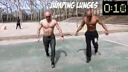 INTENSE workout video