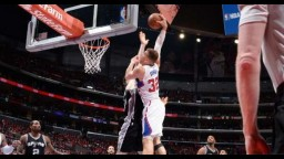 Blake Griffin's Trio of Epic Posterizing Dunks