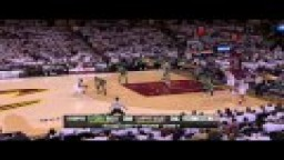 Kyrie Irving Sizzles in NBA Playoff Debut!