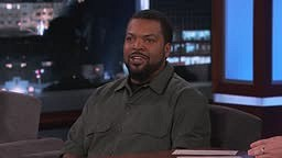 LOL! Ice Cube Is good at Saying Nice Things ANGRILY
