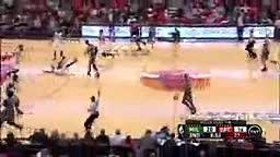 Chicago Bulls FIGHT with Milwaukee Bucks